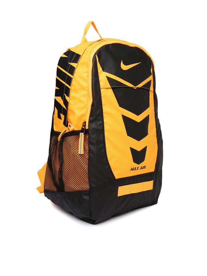 Buy Nike Men Orange \u0026 Black Max Air