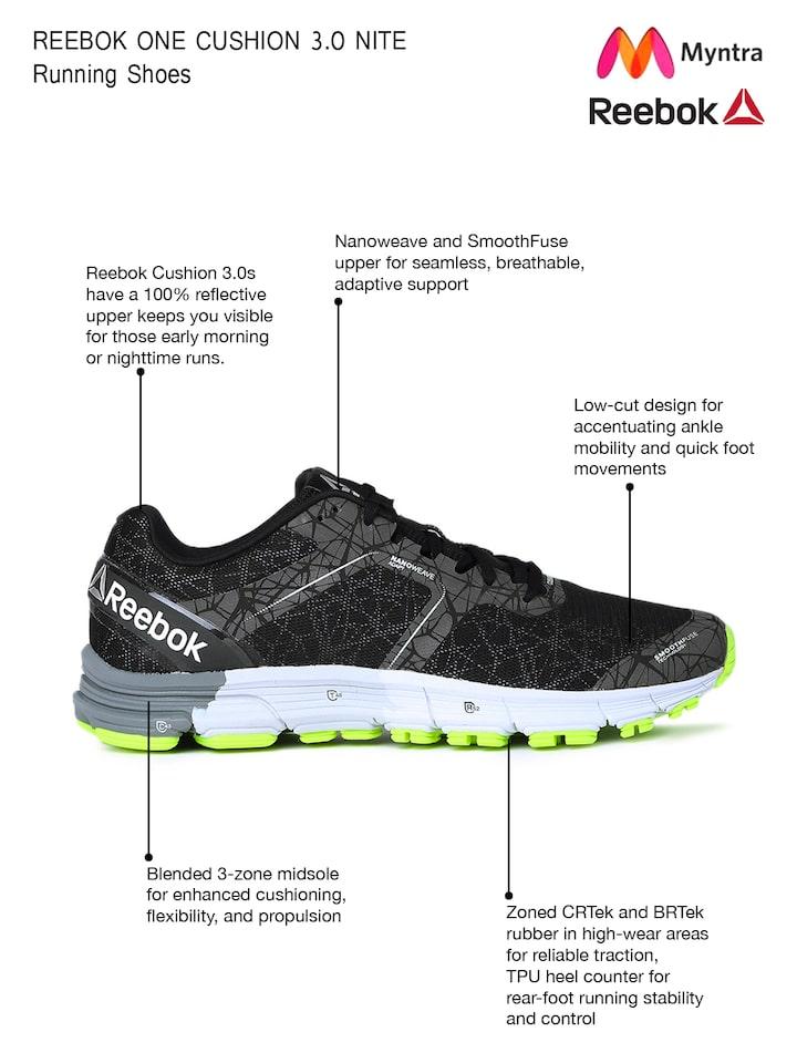 One Cushion 3.0 NITE Running Shoes