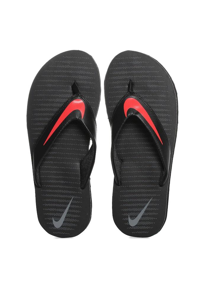 Buy Nike Men Black Chroma Thong 5 Flip