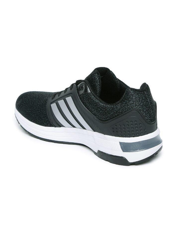 ADIDAS Men Black Yaris M Running Shoes