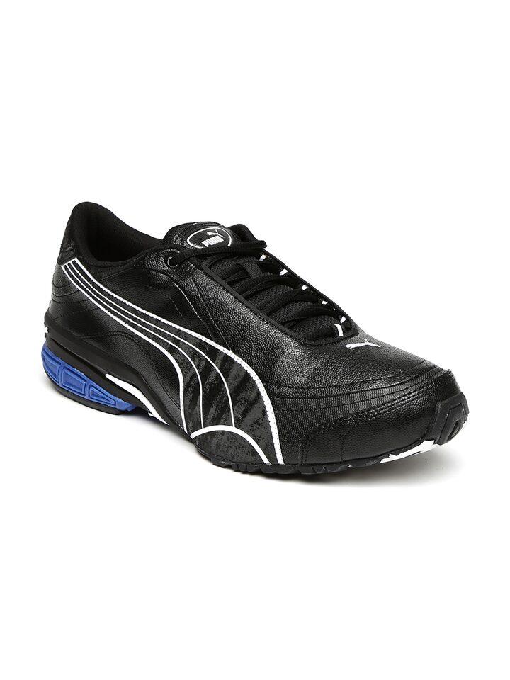 Buy Puma Men Black Tazon III DP Running