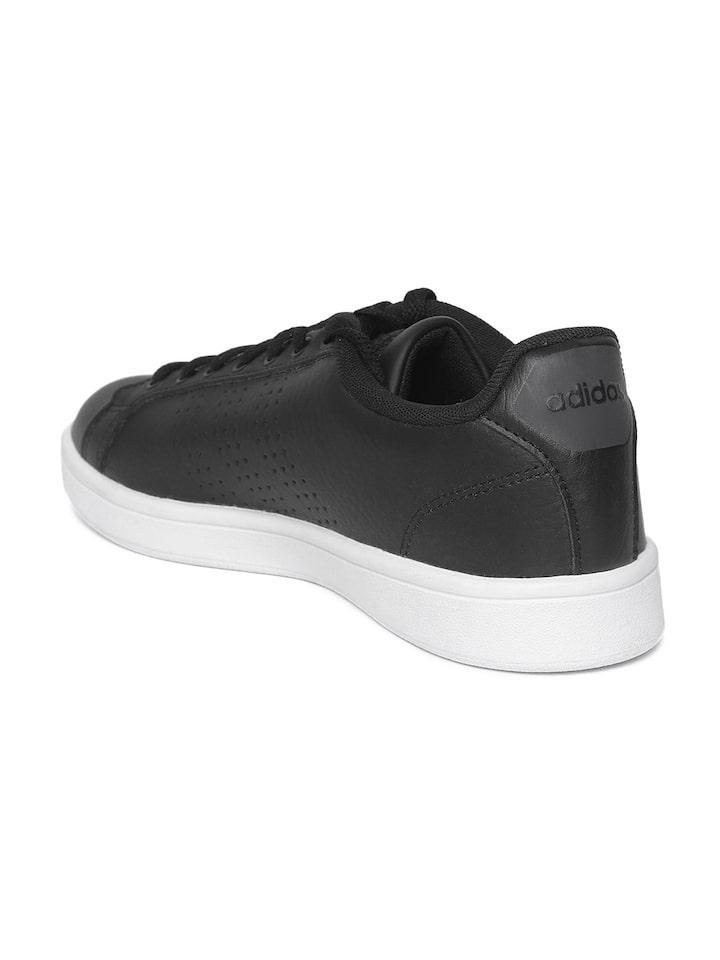 adidas cloudfoam advantage men's black