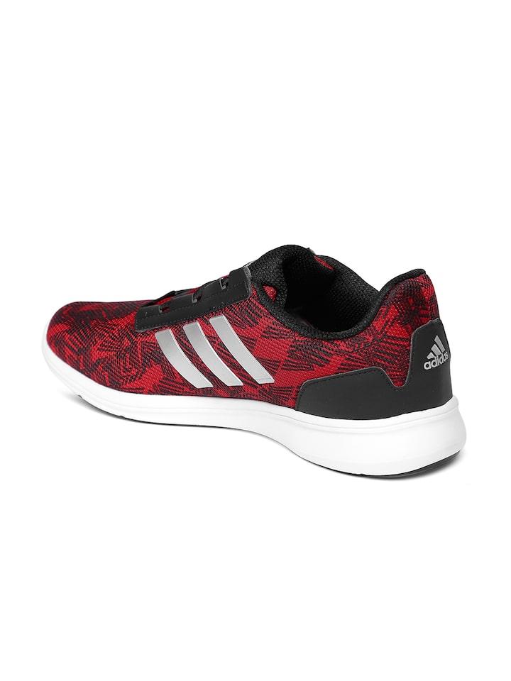 alegría calcular Competir  Buy ADIDAS Men Red & Black Adi Pacer Elite 2.0 M Running Shoes - Sports  Shoes for Men 1731588 | Myntra