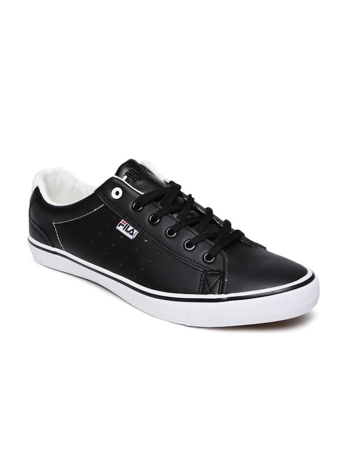 Buy FILA Men Black APIO Sneakers
