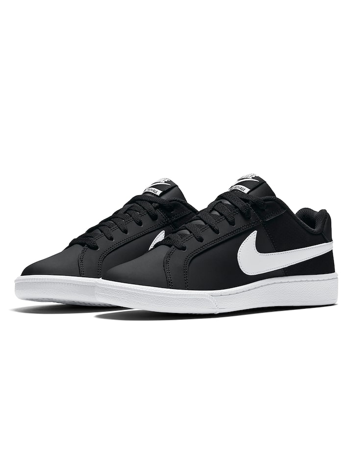 Acostado monitor Cargado  Buy Nike Women Black Court Royale Sneakers - Casual Shoes for Women 1800832  | Myntra