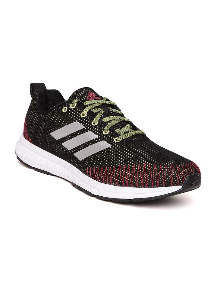 ADIDAS Men Black Nayo 1.0 Running Shoes