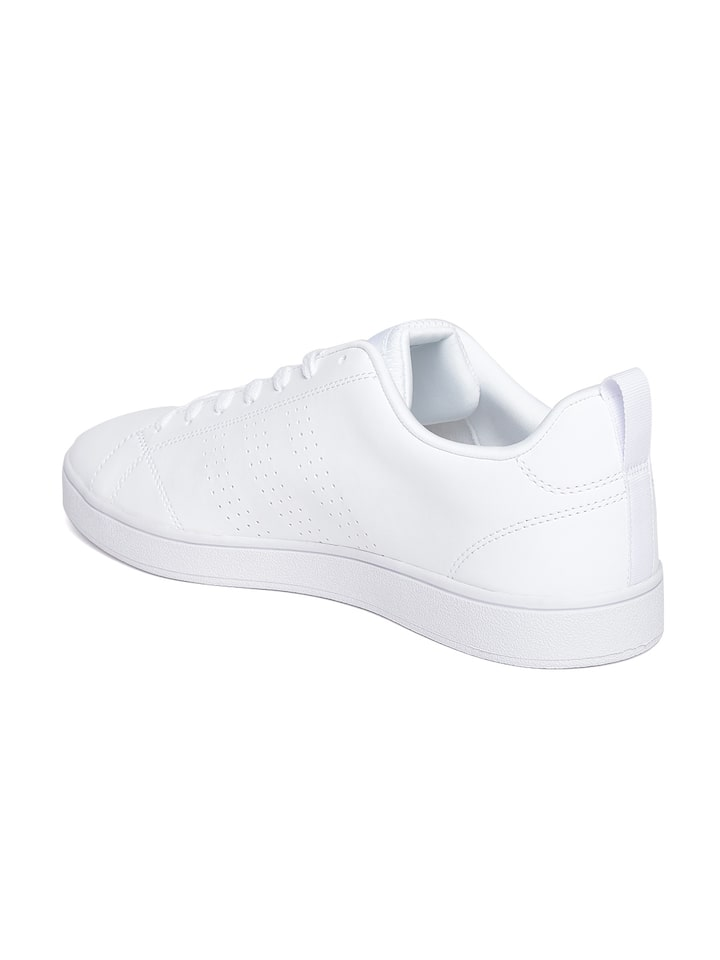 Buy Adidas NEO Men White VS Advantage Perforated Sneakers - Casual ...
