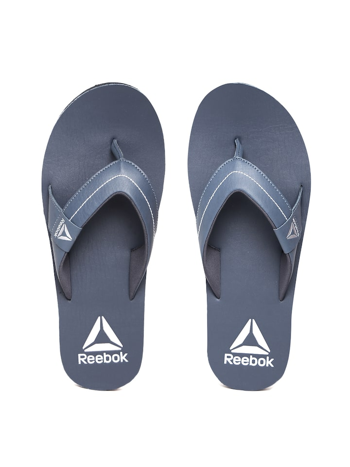 Buy Reebok Men Navy JOJO Flip Flops