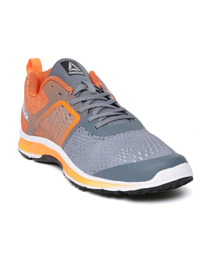 Reebok Men Grey Ride One Running Shoes