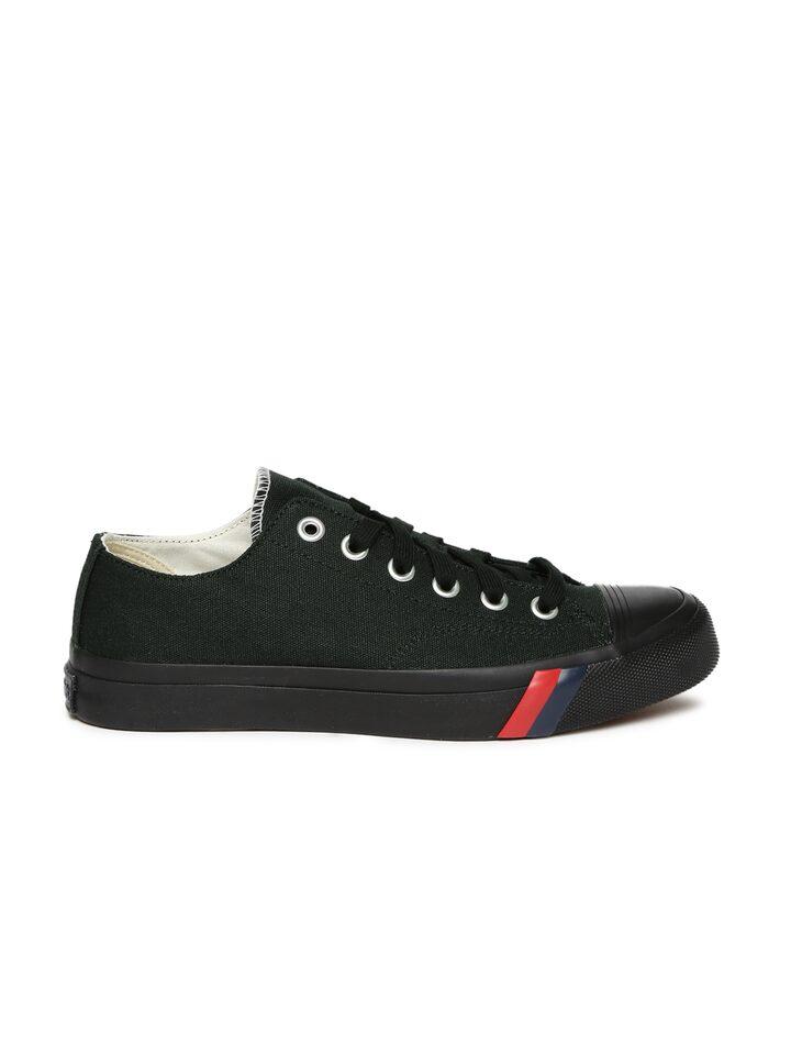 Buy Keds Men Black ROYAL LO Sneakers