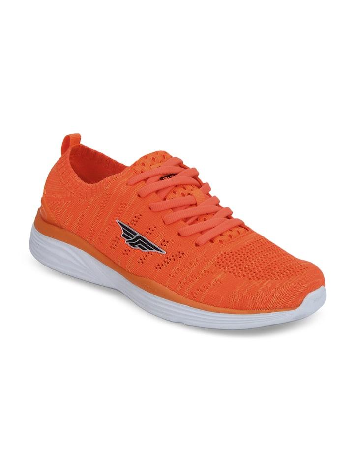 Buy Red Tape Men Orange Running Shoes