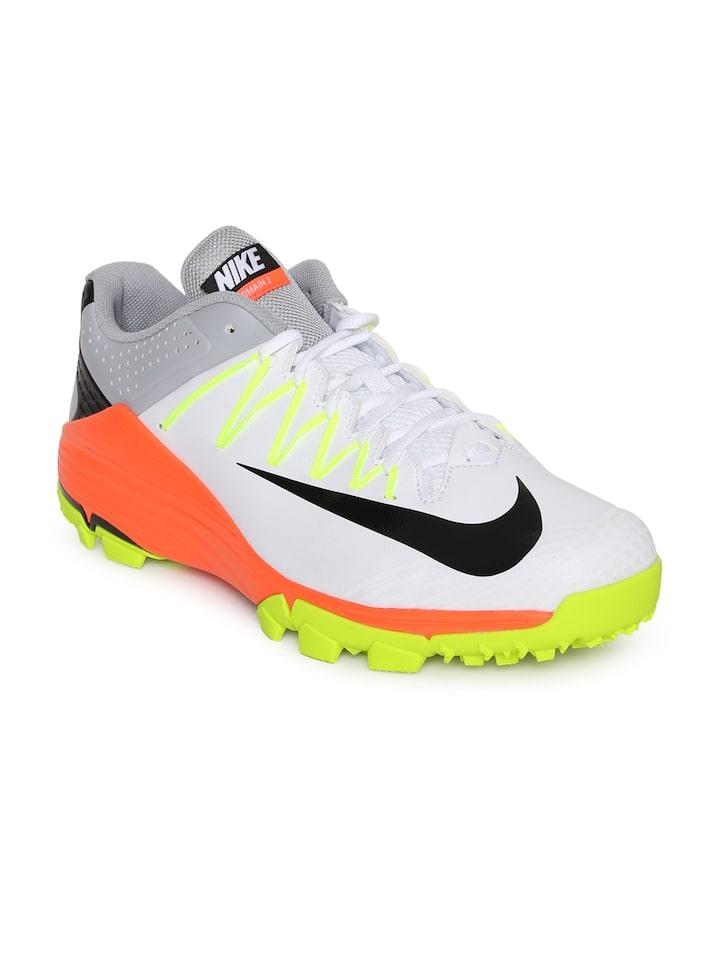 Buy Nike Men White Domain 2 Cricket