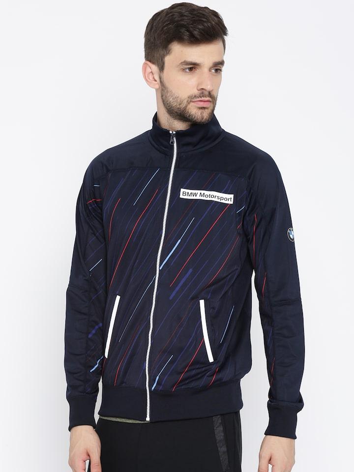PUMA Mens BMW MSP Track Jacket Puma Men/'s Athletic 76170001