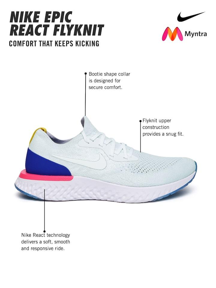 myntra nike shoes women
