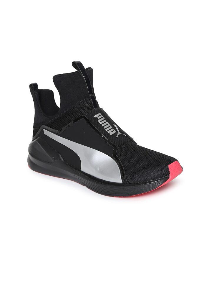new arrival 26bf0 1d5b4 Puma Women Black Fierce Core Training Shoes