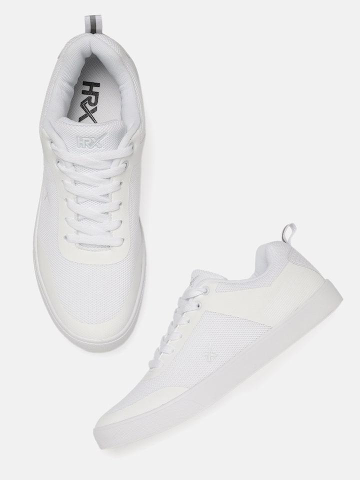 Buy HRX By Hrithik Roshan Men White Fly