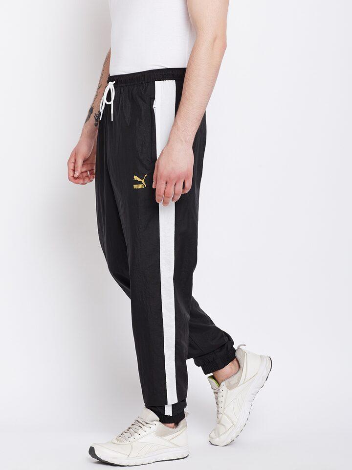 Recogiendo hojas Se convierte en Comunismo  Buy Puma Men Black T7 BBoy Track Pants - Track Pants for Men 2485881    Myntra
