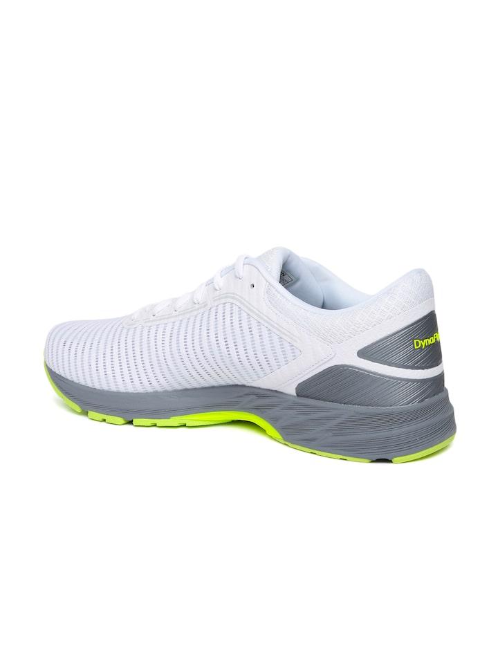 Buy ASICS Men White Running Shoes