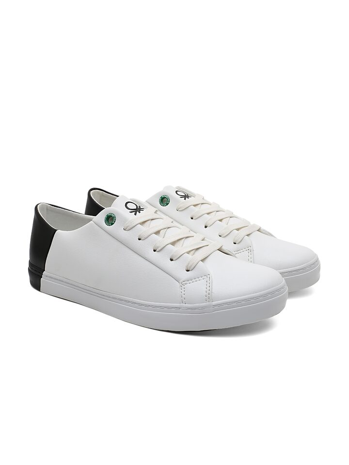 White Sneakers - Casual Shoes for Men