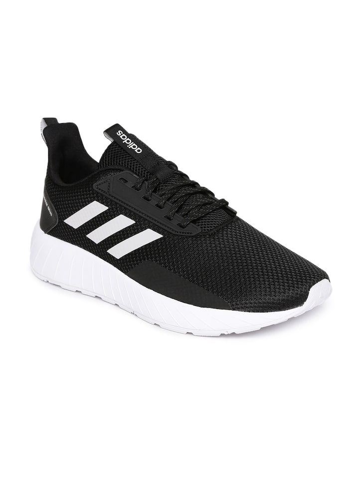 Valiente Trivial maquillaje  Buy ADIDAS Men Black Questar Drive Running Shoes - Sports Shoes for Men  3099756 | Myntra