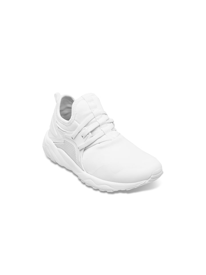 Running Elastic Lace Trainers Shoes