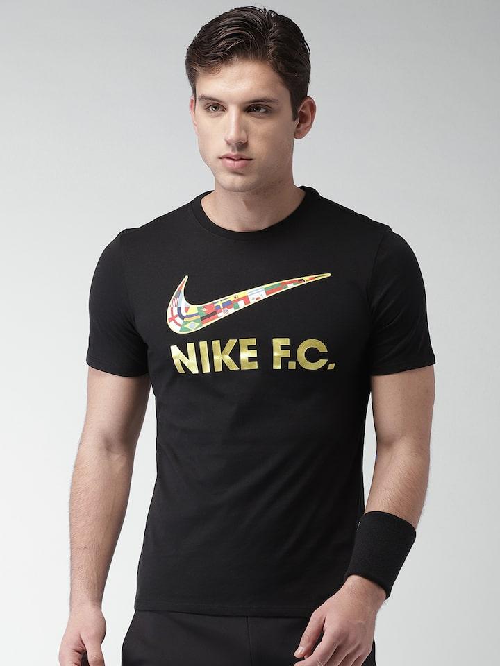 M NK FC TEE SWSH FLAG T Shirt