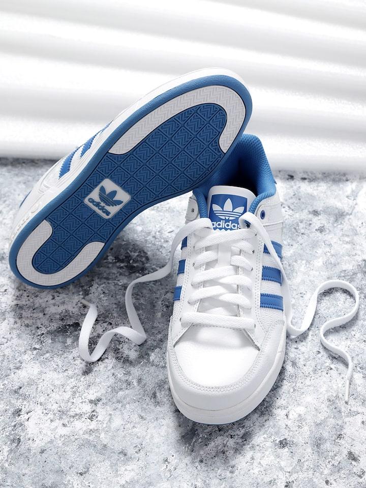 adidas varial low white