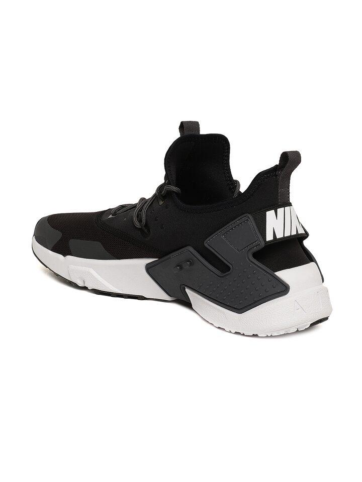 Buy Nike Men Black Air Huarache Drift