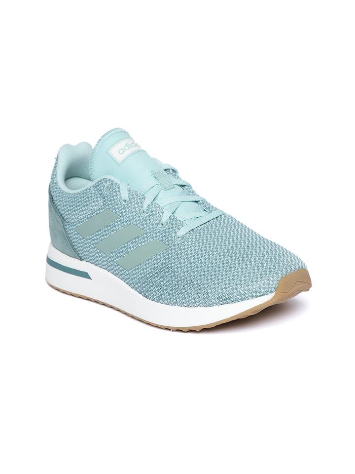 Buy Adidas Women Mint Green 70S Woven