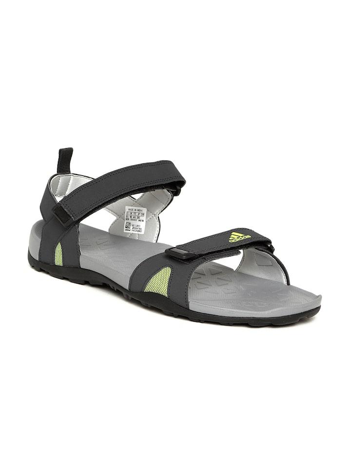 ADIDAS Men Grey Fassar Sports Sandals