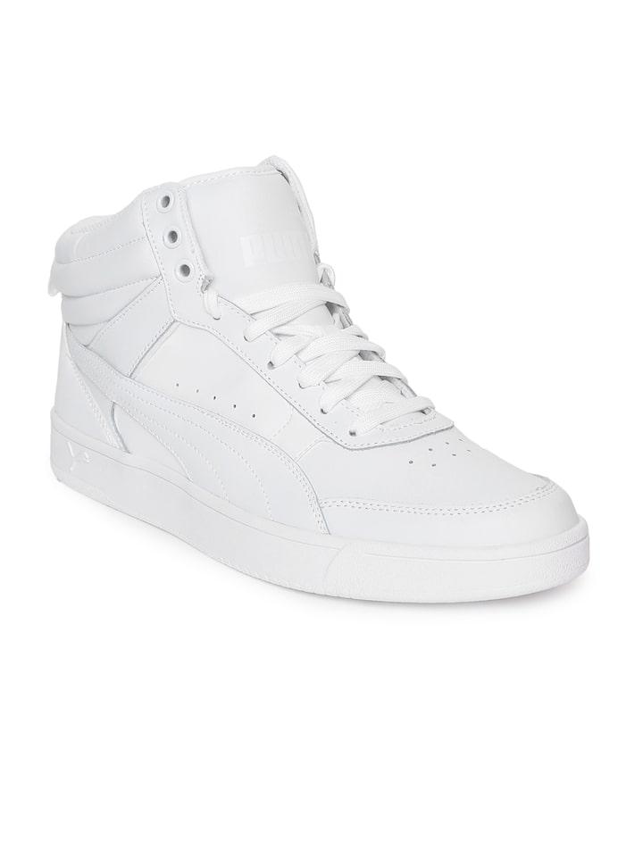 Buy Puma Men White Rebound Street V2 L