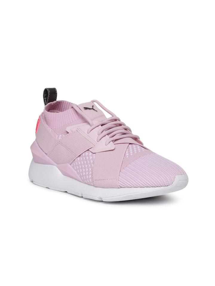 Buy Puma Women Pink Muse EvoKnit