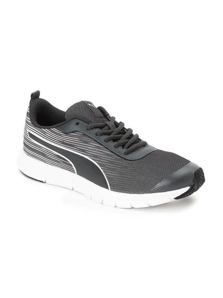 Puma Men Grey Sneakers - Casual Shoes