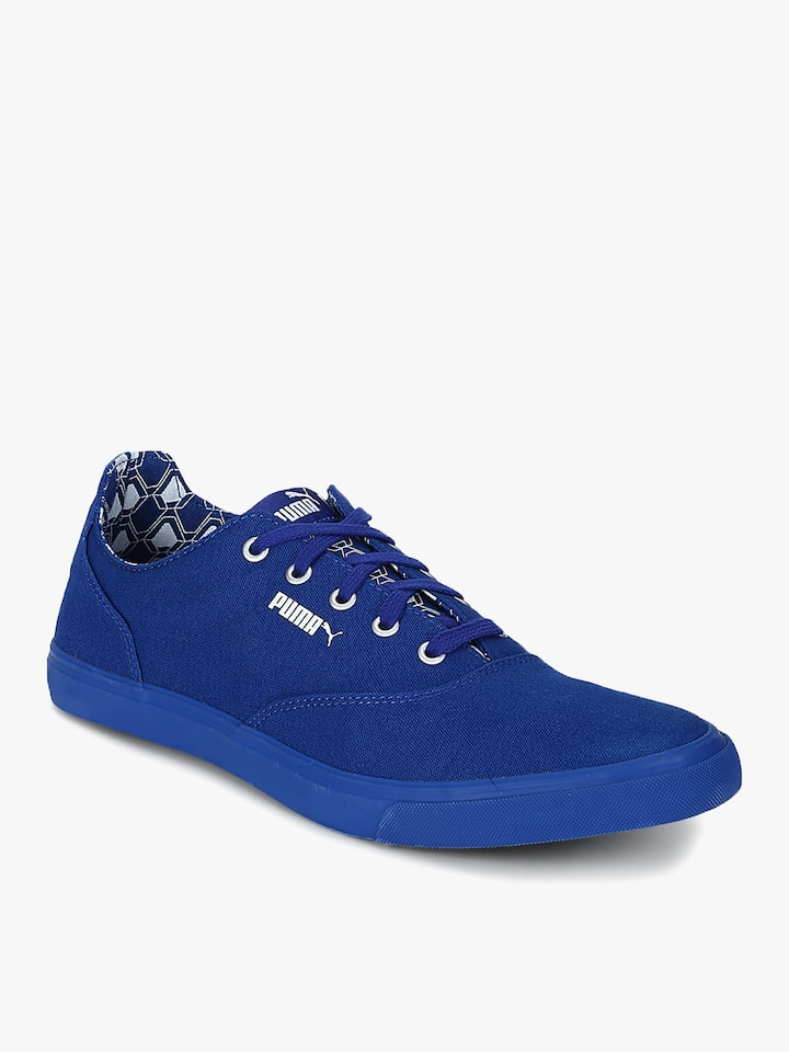 Pop X Idp Blue Sneakers - Casual Shoes