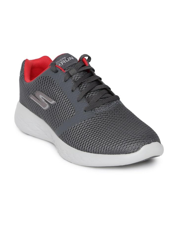 Buy Skechers Men Grey Go Run 600 Refine