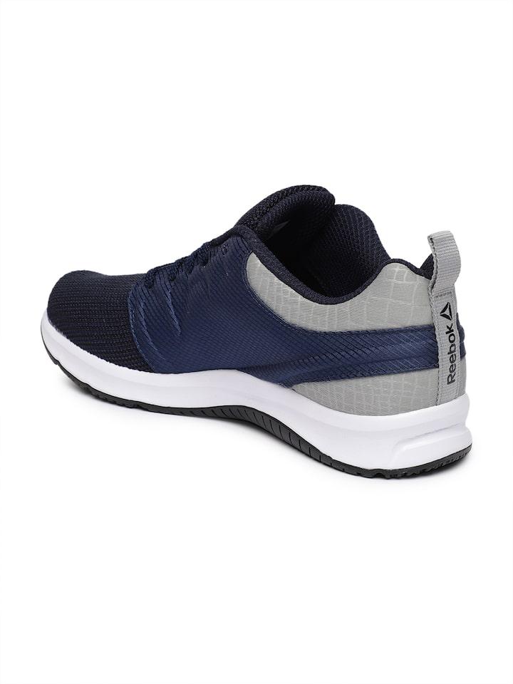 Buy Reebok Men Navy Blue Strike Runner