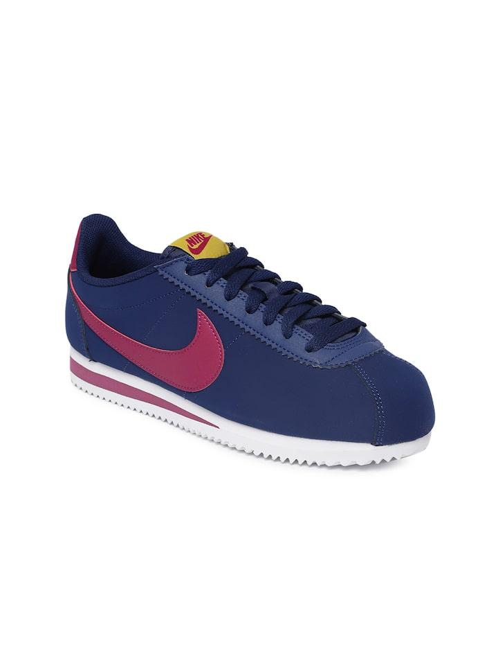 Buy Nike Women Blue CLASSIC CORTEZ