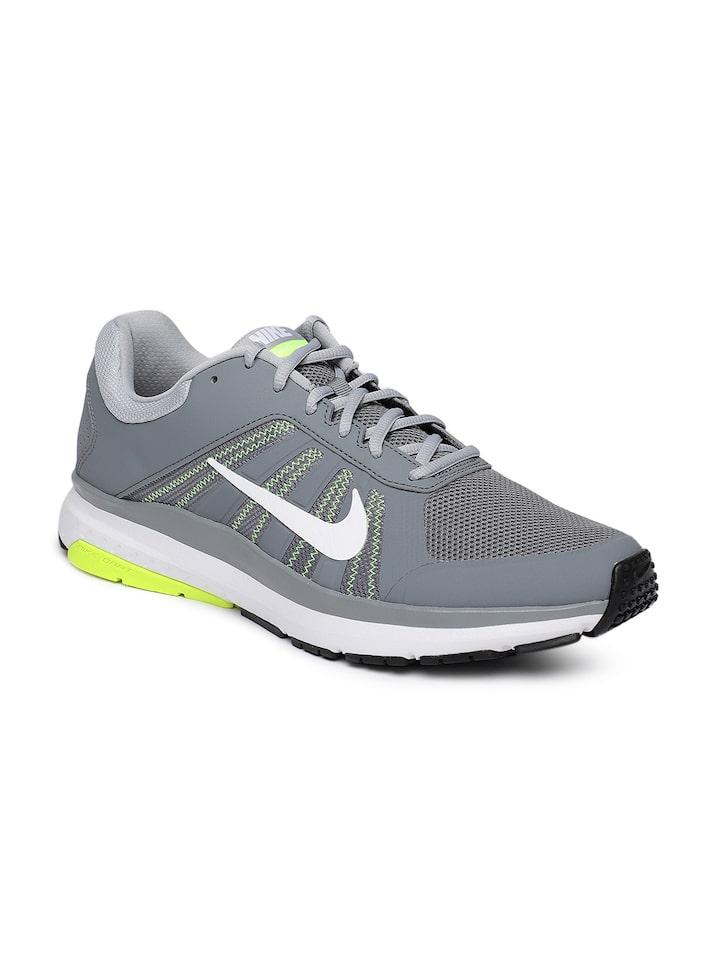 lanzador Lo encontré pronóstico  Buy Nike Men Grey DART 12 MSL Leather Running Shoes - Sports Shoes for Men  8194331 | Myntra