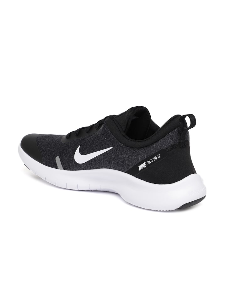 Buy Nike Men Black FLEX EXPERIENCE 8