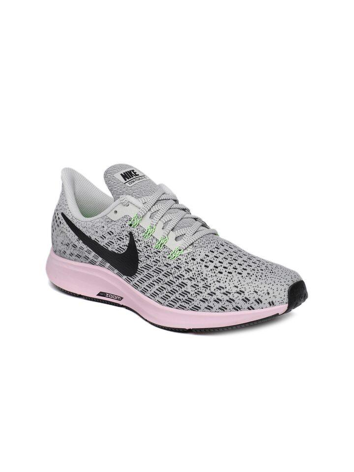Buy Nike Women Grey Air Zoom Pegasus 35