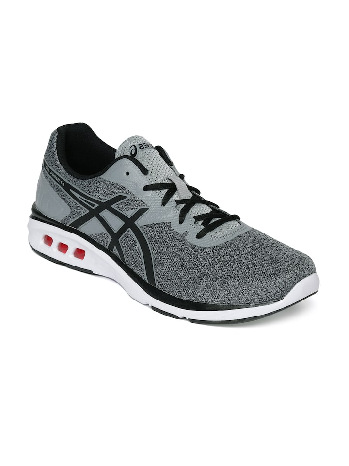 tanque Visión general Diversidad  Buy ASICS Men Grey GEL PROMESA MX Running Shoes - Sports Shoes for Men  8346541 | Myntra