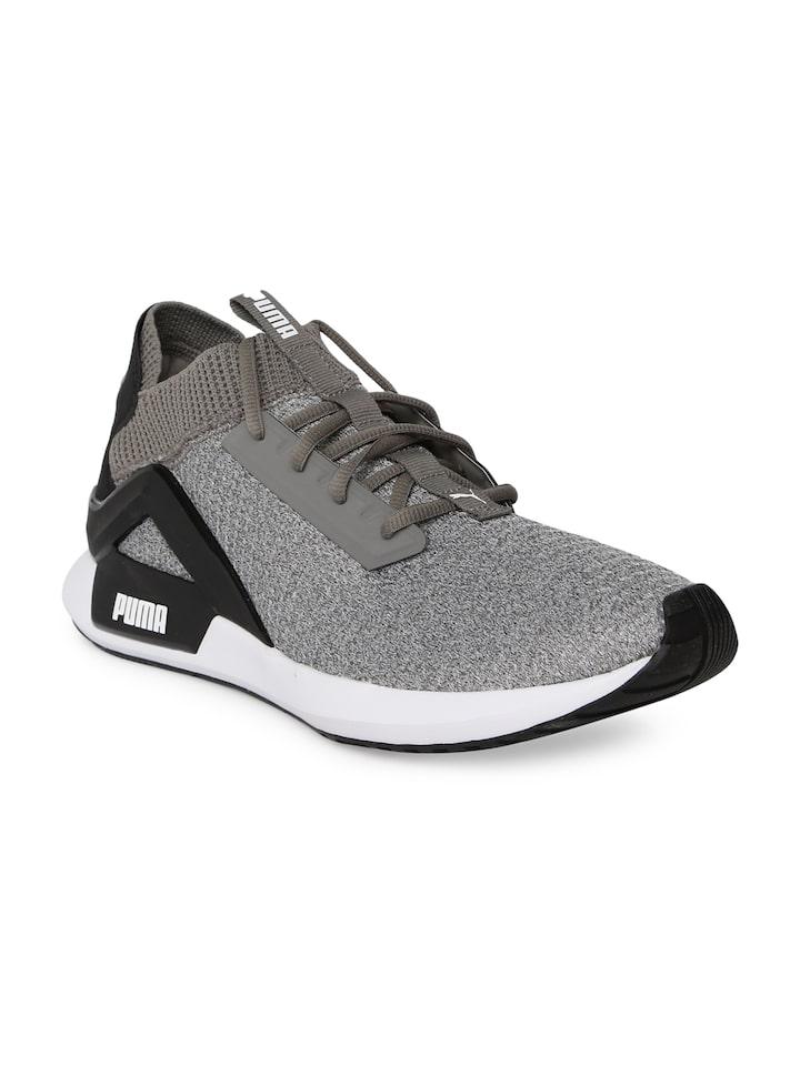 Buy Puma Men Grey Rogue Running Shoes