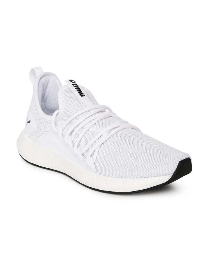 Buy Puma Men White NRGY Neko Knit