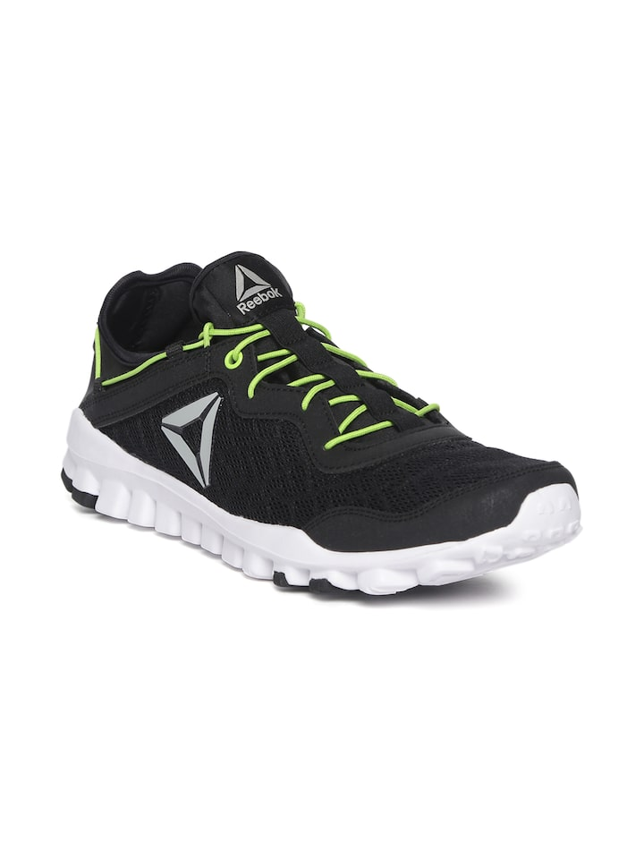 Black One Rush Flex XT LP Running Shoes
