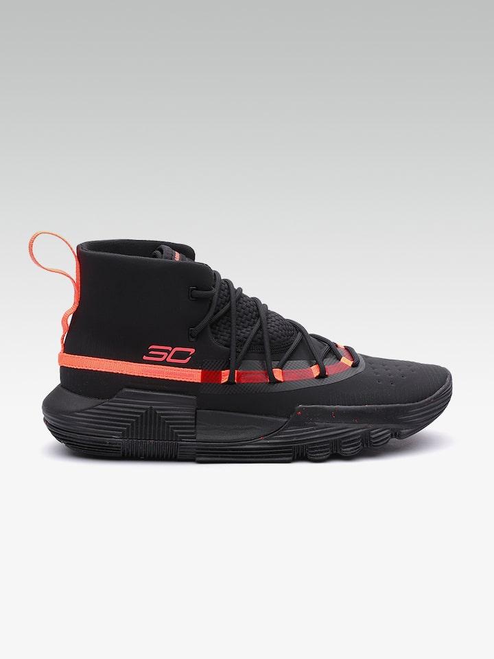 SC 3ZER0 II Basketball Shoes