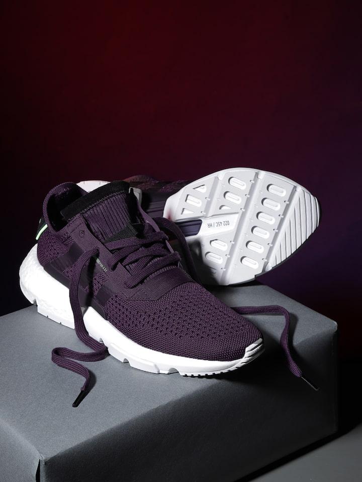 ADIDAS Originals Women Purple POD S3.1