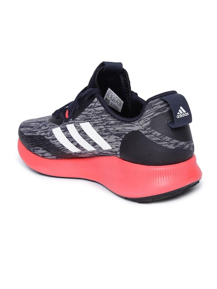 Metáfora trampa Estallar  Buy ADIDAS Men Charcoal Grey Purebounce Street Running Shoes - Sports Shoes  for Men 8618113 | Myntra