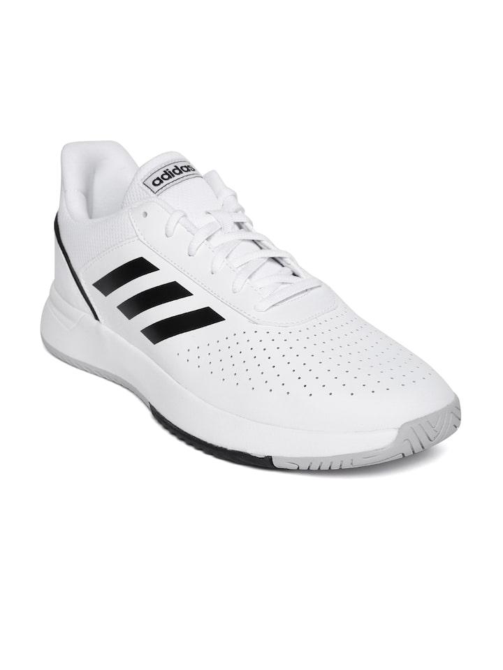 Buy ADIDAS Men White COURTSMASH Tennis