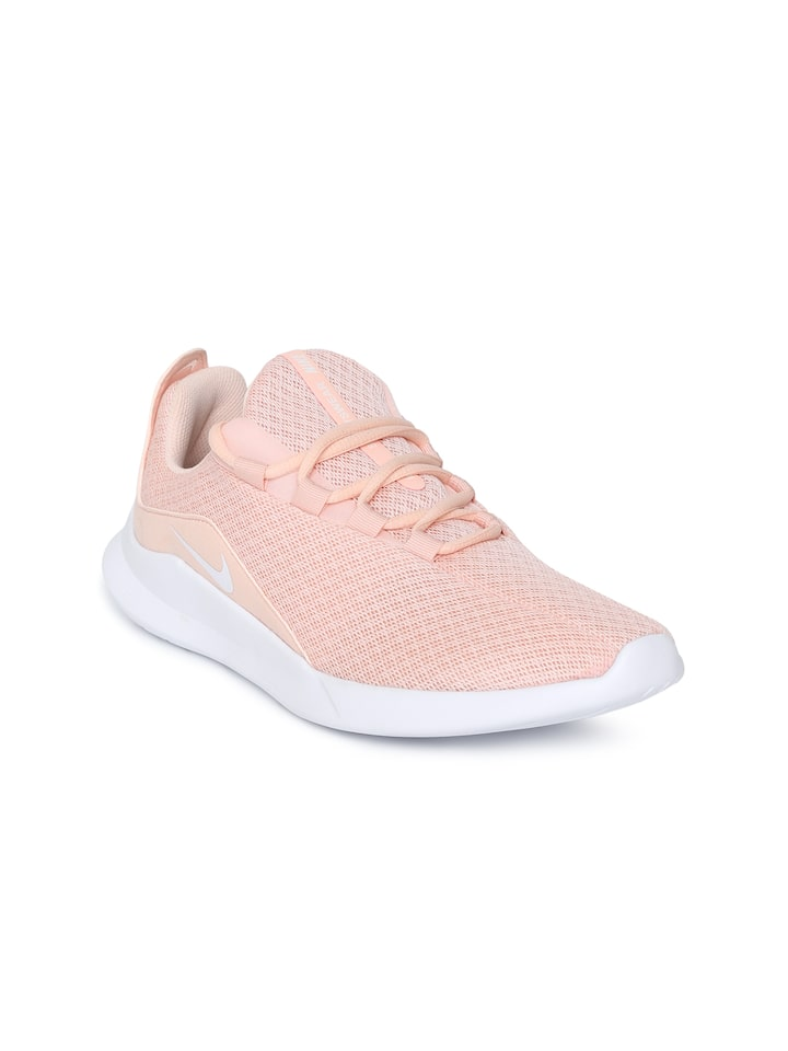 peach shoes for ladies