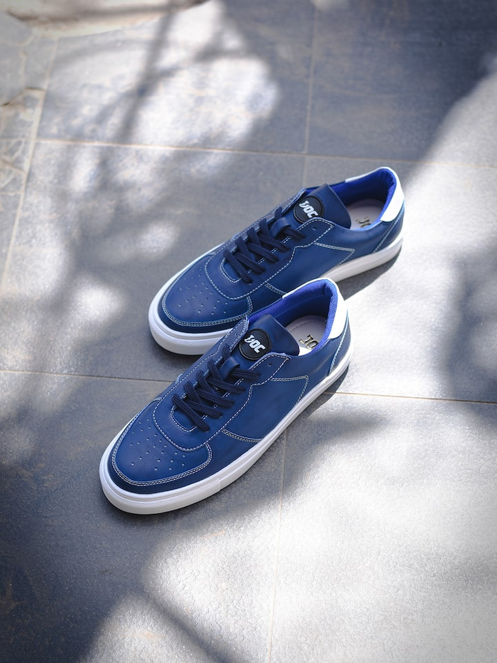 Blue Sneakers - Casual Shoes for Men